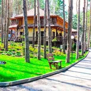 Загородный отель-клуб Донской лес